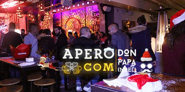 En vidéo : Le 3ème APERO COM au Don Papa