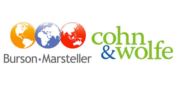 WPP announces merger of Burson-Marsteller and Cohn & Wolfe
