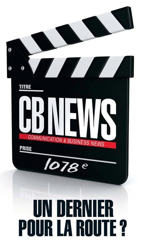 L'hebdomadaire professionnel CB News va cesser sa parution