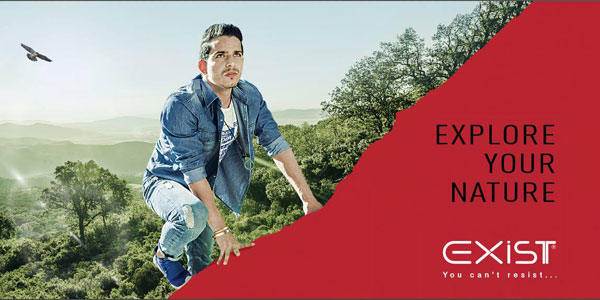 EXIST dévoile son premier spot télé  #explore_your_nature