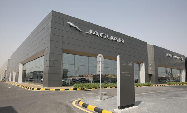 Jaguar Land Rover déploie sa nouvelle identité ''ARCH'' à travers le réseau de concessionnaires de la région MENA