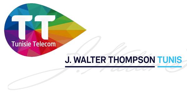 L'agence de communication JWT nouveau partenaire de Tunisie Telecom