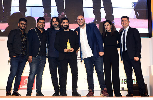 2018 Dubai Lynx Award Winners Announced