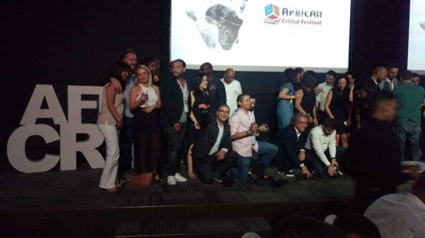 Mindshare Tunisie rayonne à l'African Cristal à Marrakech