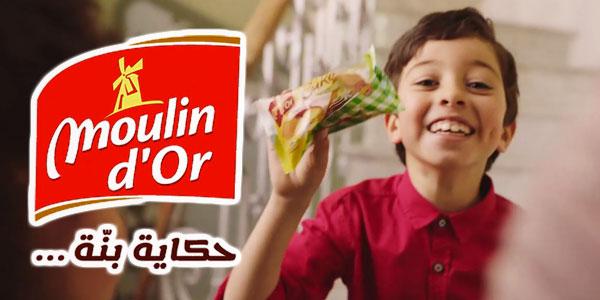 En vidéos : Première campagne Moulin d'Or 2017 by Panorama Y&R