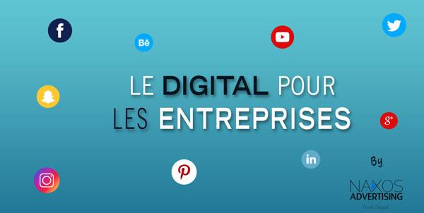 Naxos lance la capsule vidéo : le digital pour les entreprises