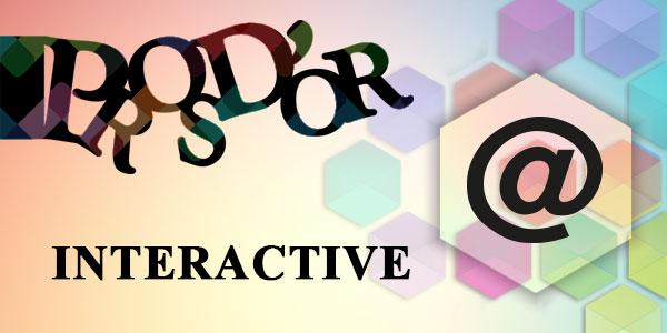 Pros d'or 2017 : Fiche d'inscription catégorie INTERACTIVE