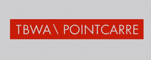 TBWA POINT CARRE  recrute