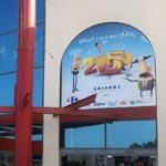 La série 3D par excellence Tunis 2050 embellit Carrefour