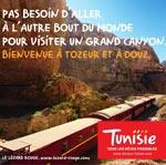 La nouvelle campagne du Tourisme Tunisien en France