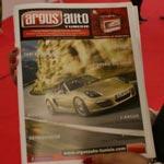 Journal ARGUS AUTO TUNISIE 5ème numéro et toujours gratuit