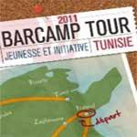 Barcamp Tour 2011 visite 21 villes en Tunisie du 3 au 9 avril 2011