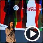 Présentation de la campagne Chnia Tarbijtek Coca Cola