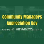 Community Managers appreciation Day