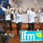 IFM la nouvelle radio 100.6 FM surprend avec son Happening