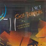 Vidéo : lancement de JWT Got Talents