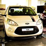 Alpha Ford Tunisie lance une application Facebook pour personnaliser sa Ford KA