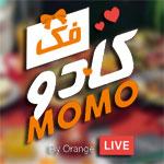 Fok Kado Momo la live vidéo événement by Orange