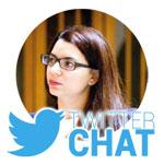 Le Twitter Chat d'Amel Karboul totalise 374 tweets pour 180 contributeurs