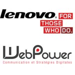 Campagne digitale Lenovo By WebPower