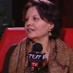 Interview de Mme Najla chaar Directrice communication de Tunisiana
