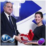 Cérémonie Mindshare / Tunisie Telecom - Trophée Silver Effie MENA pour la campagne Gardons Nos Plages Propres