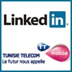 Tunisie Telecom : le premier à faire ses pas sur LinkedIn