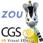 CGS 3D cartonne avec la série ZOU2 et dépasse les frontières