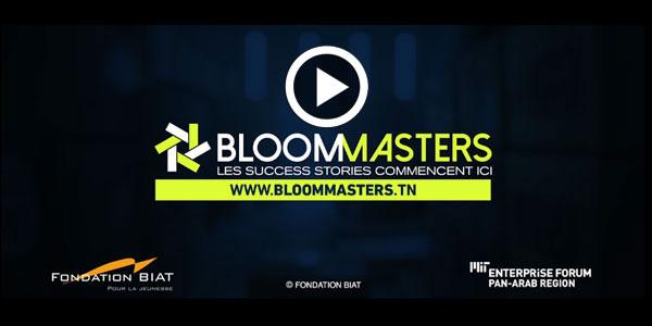 La fondation BIAT  et le MIT Entreprise Forum Pan Arab Lancent le concours Bloom Masters