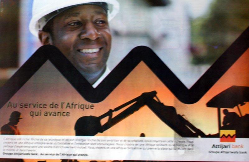 ...Au service de l'afrique qui avance