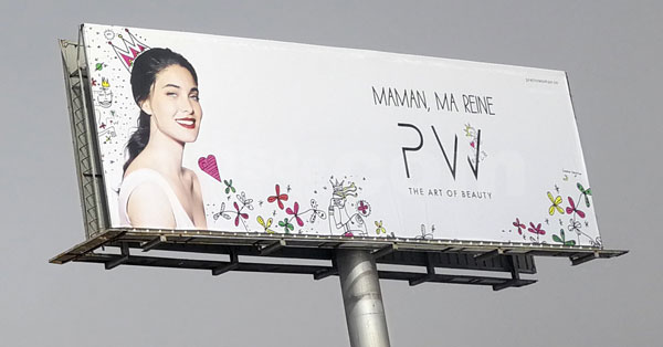 Campagne PRETTY WOMAN - Mai 2017
