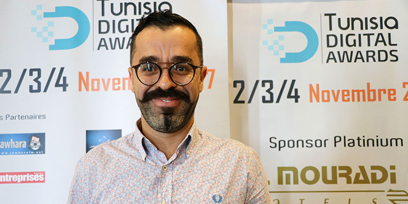 Conférence TDA : Interview de M. Aymen Turki General Manager Web First Rank -Tunisia-