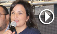 Présentation de Amel Samoui - directrice des programmes Telvza Tv