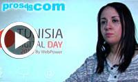 En vidéo : Bahia Nar parle des formations et ateliers du Tunisia Digital Day