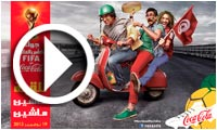 Making Of de la Campagne Coca Cola