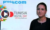En vidéo : Ines Nasri donne tous les détails sur le Tunisia Digital Day