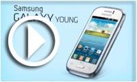 Samsung GALAXY Young By Panorama YR غرامك ما يوفاش، الموزيكا ما توفاش