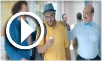 Spot Samsung Galaxy Young : Egypte
