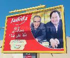Campagne d'affichage : Jadida